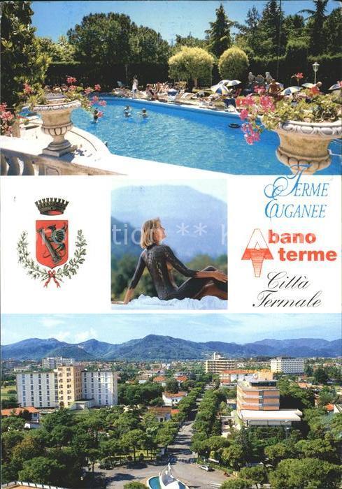 AK / Ansichtskarte Abano Terme Terme Euganee Stazione di Cura e ...