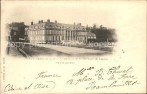 AK / Ansichtskarte Dampierre en Yvelines Chateau de la Duchesse de Luynes Jardins Kat. Dampierre en Yvelines