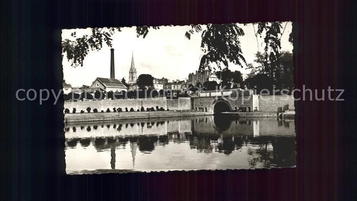 AK / Ansichtskarte Nantes Loire Atlantique Entree du Canal Souterrain Kat. Nantes
