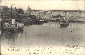 AK / Ansichtskarte Dieppe Seine Maritime  Kat. Dieppe
