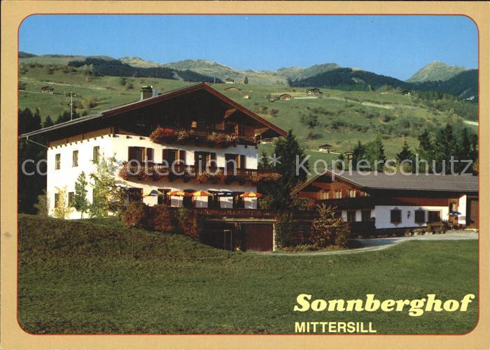 AK / Ansichtskarte Mittersill Oberpinzgau Sonnberghof Kat. Mittersill