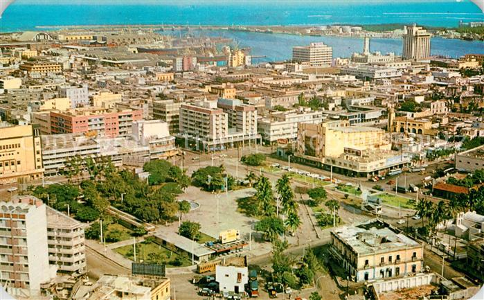 AK / Ansichtskarte Veracruz Parque Zamora Kat. Veracruz