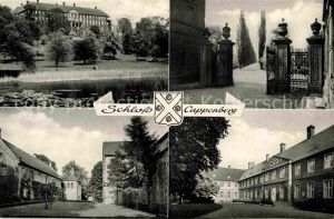 AK / Ansichtskarte Cappenberg Schloss Cappenberg  Kat. Selm