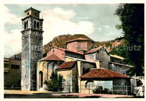 AK / Ansichtskarte Trento Badia di San Lorenzo Kat. Trento