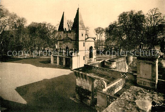 AK / Ansichtskarte Anet Chateau la chapelle Kat. Anet