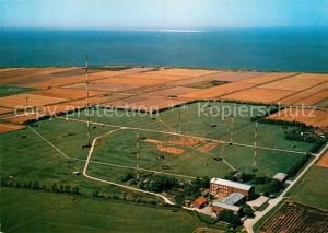 AK / Ansichtskarte Norddeich Ostfriesland Funkstation  Kat. Norden