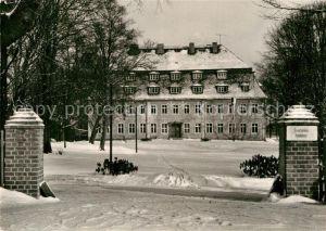 AK / Ansichtskarte Niesky Sanatorium Heideland Kat. Niesky