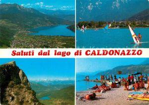 AK / Ansichtskarte Valsugana Calodnazzo C. Marzola Gruppo Brenta Pizzo di Levico Kat. Italien