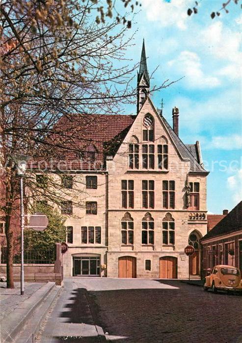 AK / Ansichtskarte Billerbeck Westfalen Rathaus Kat. Billerbeck