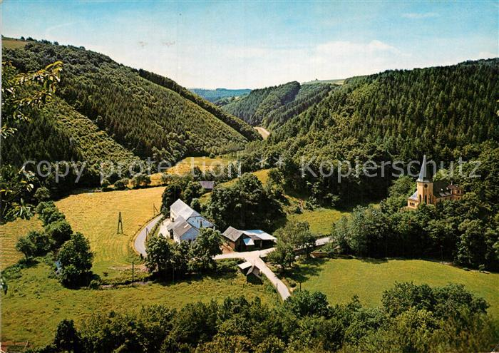 AK / Ansichtskarte Fischbachtal Odenwald Kapelle Ferienstrasse Suedeifel Kat. Fischbachtal
