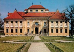 AK / Ansichtskarte Schleissheim Oberoesterreich Schloss Lustheim Kat. Schleissheim