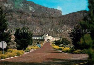 AK / Ansichtskarte Teide Parador Nacional de Turismo en el Teide