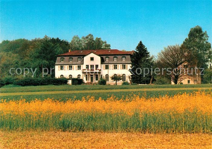 AK / Ansichtskarte Bad Kissingen Bildungsstaettte Der Heiligenhof Kat. Bad Kissingen