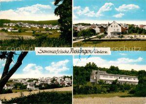 AK / Ansichtskarte Fussingen Panoramen  Kat. Waldbrunn (Westerwald)