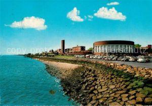 AK / Ansichtskarte Wilhelmshaven Strandhalle Kat. Wilhelmshaven