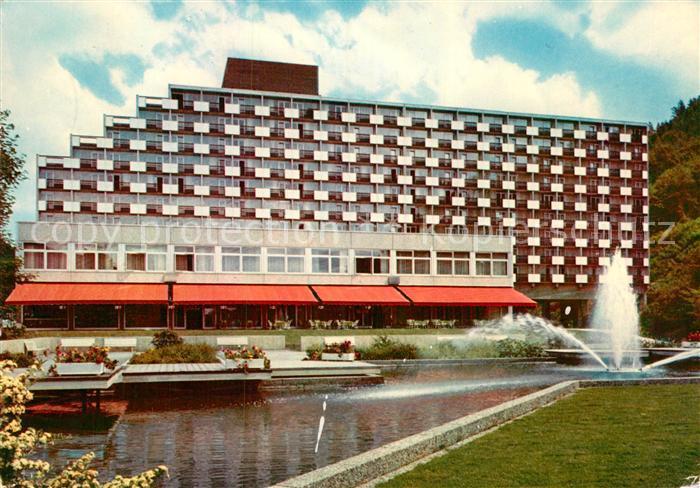 AK / Ansichtskarte Bad Lauterberg Hotel Revita Promenade Kat. Bad Lauterberg im Harz