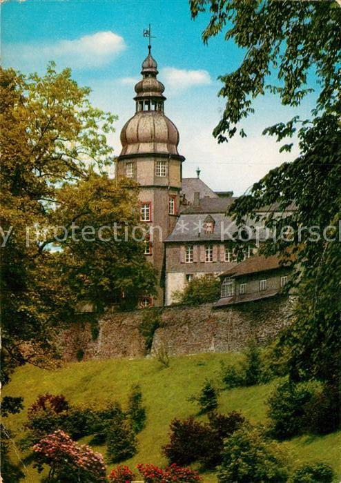 AK / Ansichtskarte Bad Berleburg Schloss Berleburg Kat. Bad Berleburg