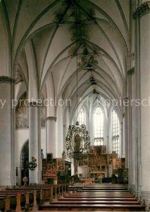 AK / Ansichtskarte Kalkar Niederrhein Nicolaikirche Inneres Kat. Kalkar