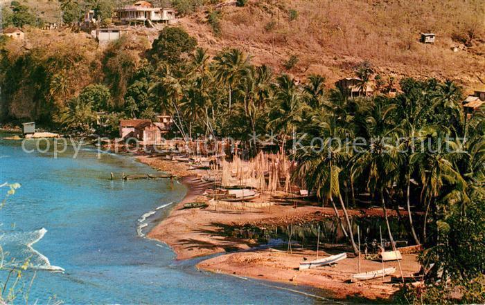 AK / Ansichtskarte Trois Ilets Teilansicht  Kat. Martinique