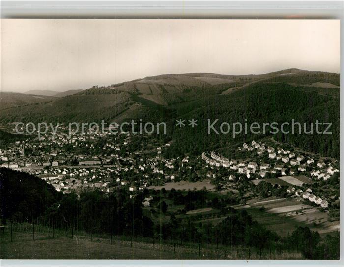 AK / Ansichtskarte Eberbach Neckar Panorama Siedlung Neue Heimat Kat. Eberbach