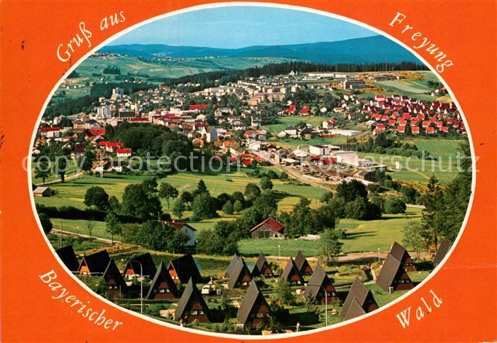 AK / Ansichtskarte Freyung Fliegeraufnahme Kat. Freyung