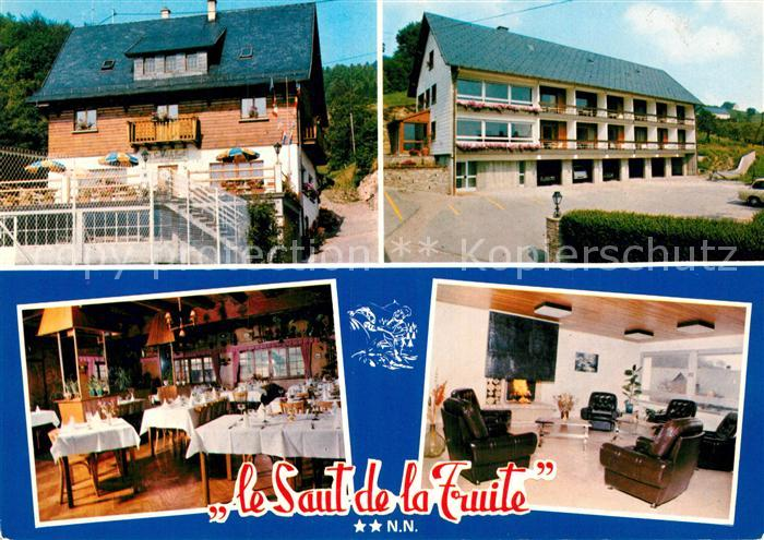 Hotel Restaurant La Truite De La Loue