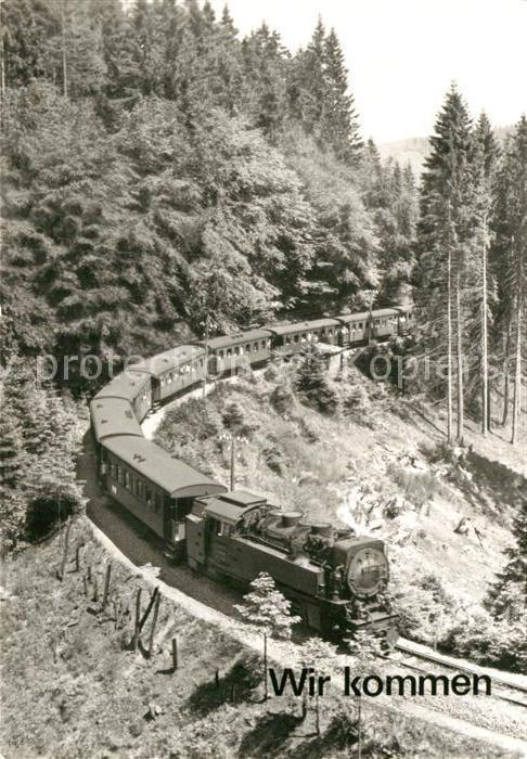AK / Ansichtskarte Eisenbahn Lokomotive  Kat. Eisenbahn