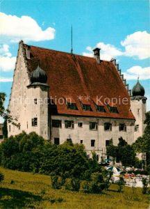 AK / Ansichtskarte Eggersberg Oberpfalz Schloss Kat. Riedenburg