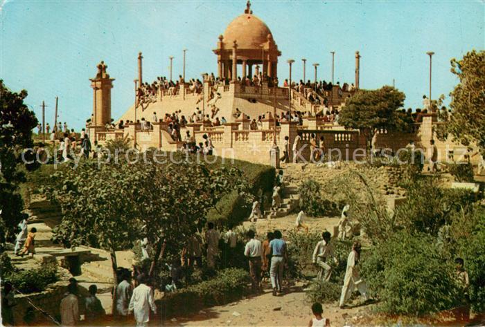 AK / Ansichtskarte Karachi Clifton Park  Kat. Karachi