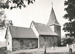 AK / Ansichtskarte Hassel Weser Kirche Kat. Hassel (Weser)