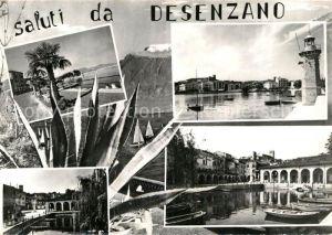 AK / Ansichtskarte Desenzano Lago di Garda  Kat. Desenzano del Garda
