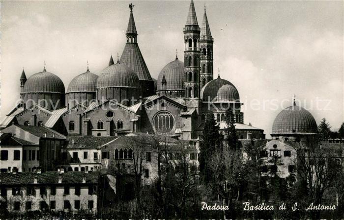 AK / Ansichtskarte Padova Basilica di San Antonio Kat. Padova