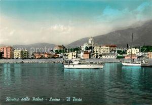 AK / Ansichtskarte Loano Il Porto Riviera delle Palme Kat. Italien