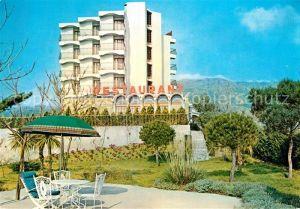 AK / Ansichtskarte Bastia Hotel Ostella Restaurant Kat. Bastia
