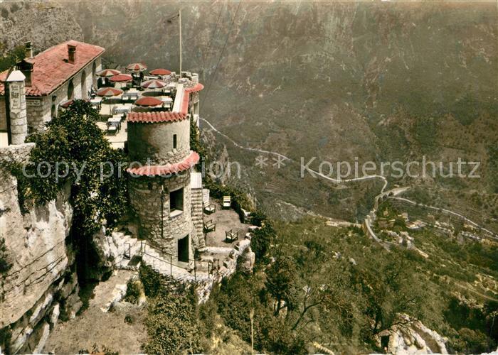 AK / Ansichtskarte Gourdon Alpes Maritimes Vieux Chateau Nid d Aigle  Kat. Gourdon