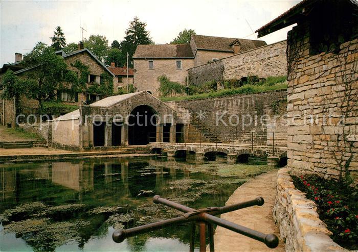 AK / Ansichtskarte Fondremand Lavoir et source de la Romaine Kat. Fondremand