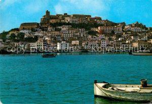 AK / Ansichtskarte Ibiza Islas Baleares Vista parcial Kat. Ibiza