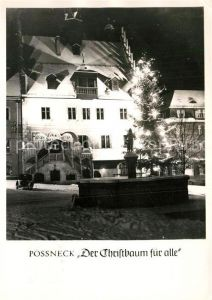 AK / Ansichtskarte Poessneck