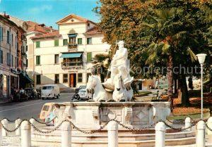 AK / Ansichtskarte Conegliano Neptunsbrunnen Kat. Conegliano
