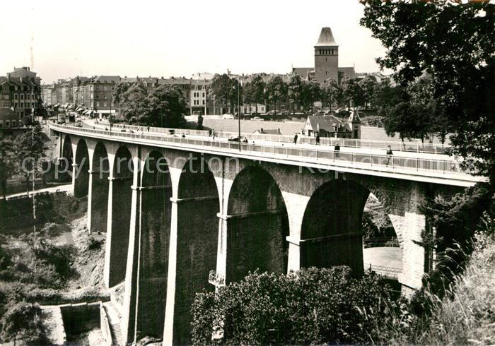 Ak rives viaduc de la fure dit pont du boeuf nr 6393220 oldthing ansichtskarten europa - Magasin avenue de la gare luxembourg ...