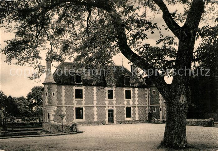 AK / Ansichtskarte Rugles Chateau de l Ecureuil XIII siecle Kat. Rugles