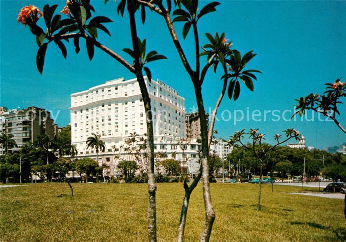 AK / Ansichtskarte Rio de Janeiro Hotel Gloria Kat. Rio de Janeiro