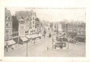 AK / Ansichtskarte Roubaix Entree de la Ville Avenue de la Gare  Kat. Roubaix
