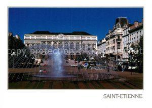 AK / Ansichtskarte Saint Etienne Loire Hotel de Ville Kat. Saint Etienne