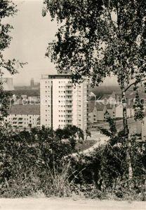 AK / Ansichtskarte Eisenhuettenstadt Hochhaus Diehloer Hoehe Kat. Eisenhuettenstadt
