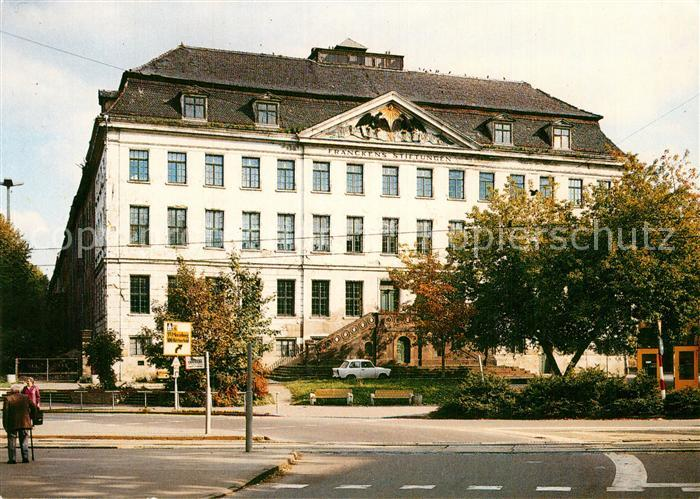 AK / Ansichtskarte Halle Saale Franckesche Stiftungen Kat. Halle