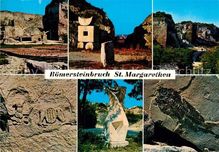 AK / Ansichtskarte Burgenland Oesterreich Roemersteinbruch Sankt Margarethen  Kat. Oesterreich