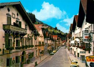 AK / Ansichtskarte Matrei Brenner Stadtansicht Kat. Matrei am Brenner