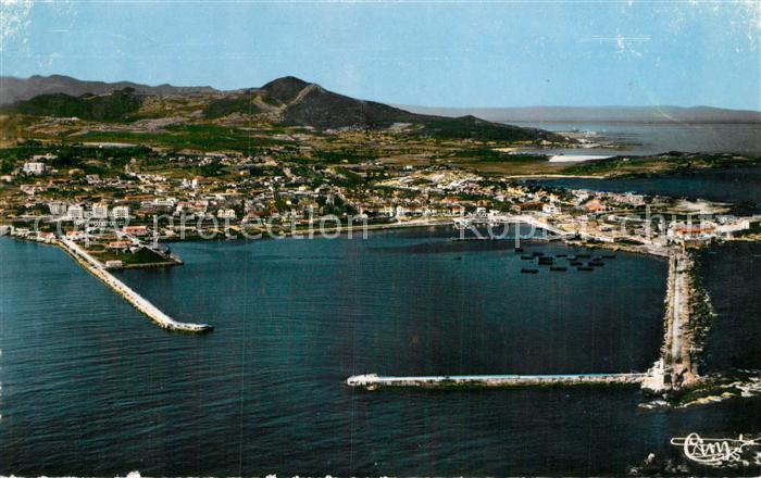 AK / Ansichtskarte Djidjelli Vue aerienne panoramique Kat. Algerien