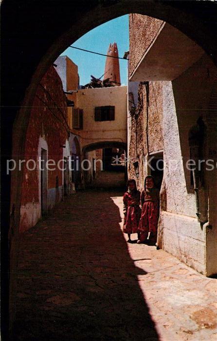 AK / Ansichtskarte Ghardaia Rue pittoresque Kat. Algerien